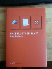 Uncertainty in Games cover